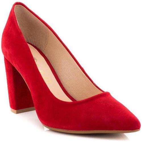 Sapatos Mulher Escarpim Vexed 16183 Vermelho