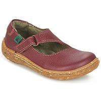 Sapatos Rapariga Botas baixas El Naturalista NIDO Preto