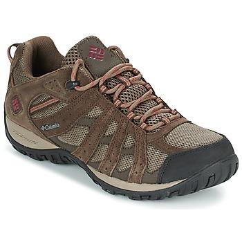 Sapatos Homem Sapatos de caminhada Columbia REDMOND WATERPROOF Toupeira
