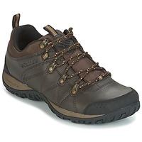 Sapatos Homem Multi-desportos Columbia PEAKFREAK VENTURE WATERPROOF Castanho