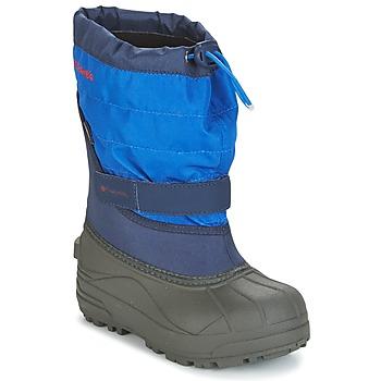 Sapatos Criança Botas de neve Columbia YOUTH POWDERBUG™ PLUS II Marinho