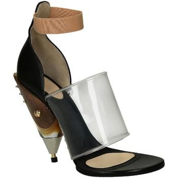 Sapatos Mulher Sandálias Givenchy 535945 451748 nero