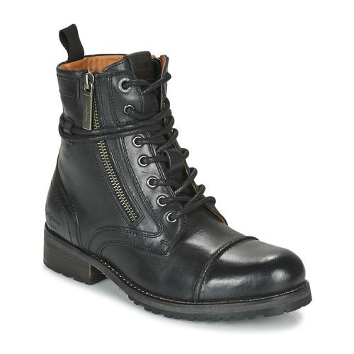 Sapatos Mulher Botas baixas Pepe jeans MELTING Preto