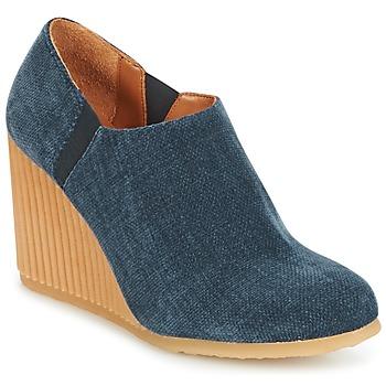 Sapatos Mulher Botas baixas Castaner VIENA Azul
