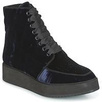Sapatos Mulher Botas baixas Castaner FORTALEZA Azul