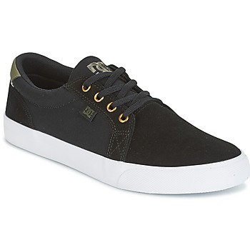 Sapatos Homem Sapatilhas DC Shoes COUNCIL SD Preto / Cáqui