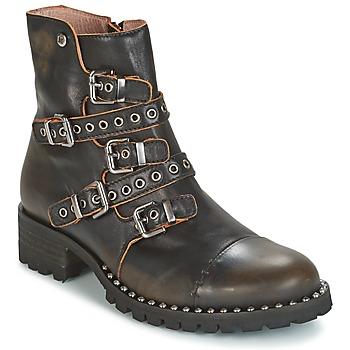 Sapatos Mulher Botas baixas Dkode UMBRIA-BLACK-001 Preto