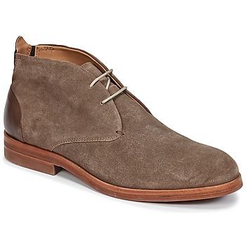 Sapatos Homem Botas baixas Hudson MATTEO Toupeira
