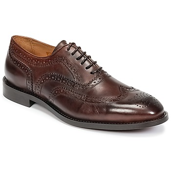 Sapatos Homem Sapatos Hudson HEYFORD Castanho