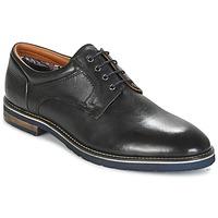 Sapatos Homem Sapatos Salamander VASCO-AW Preto