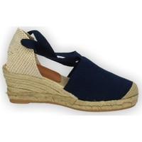 Sapatos Mulher Alpargatas Torres  Azul