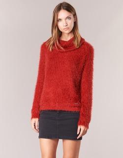 Textil Mulher camisolas Billabong SHAGGY ESCAPE Vermelho