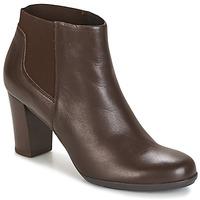 Sapatos Mulher Botins Geox D ANNYA Castanho
