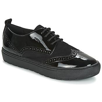 Sapatos Mulher Sapatos Geox D BREEDA Preto