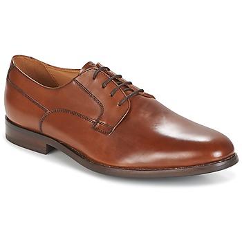 Sapatos Homem Sapatos Geox U HAMPSTEAD Castanho