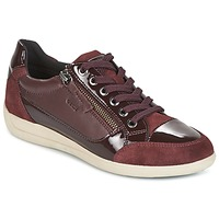 Sapatos Mulher Sapatilhas Geox D MYRIA Bordô
