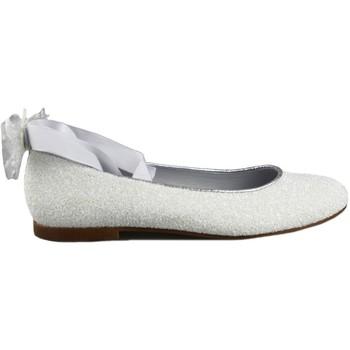 Sapatos Rapariga Sabrinas Oca Loca OCA LOCA COMUNION CINTAS BLANCO