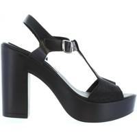 Sapatos Mulher Sandálias Cumbia 30114 Negro