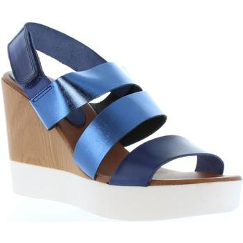 Sapatos Mulher Sandálias Vaquetillas 20136 Azul