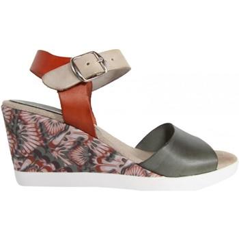 Sapatos Mulher Sandálias Cumbia 30151 Verde