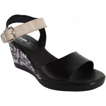 Sapatos Mulher Sandálias Cumbia 30151 Negro