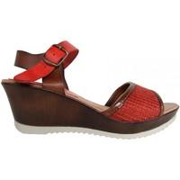 Sapatos Mulher Sandálias Cumbia 30158 Azul