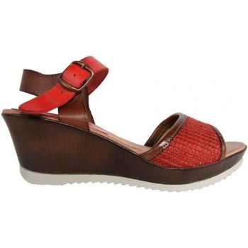 Sapatos Mulher Sandálias Cumbia 30158 Rojo