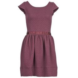 Textil Mulher Vestidos curtos Naf Naf OHORTENSE Violeta