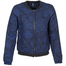 Textil Mulher Jaquetas Naf Naf LORRICE Azul