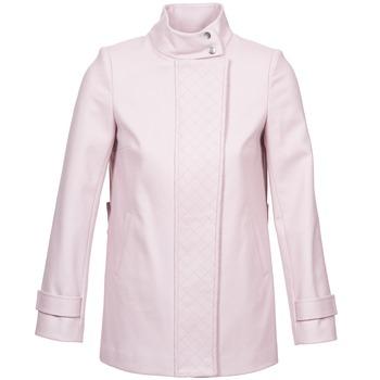 Textil Mulher Casacos Naf Naf ACORA Rosa