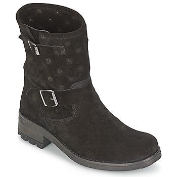 Sapatos Mulher Botas baixas Naf Naf XHNX70A18 Preto