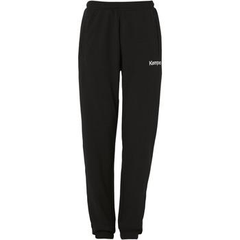 Textil Homem Calças de treino Kempa Pantalon de Jogging noir