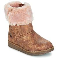 Sapatos Rapariga Botas baixas Mod'8 ALTECIA Dourado