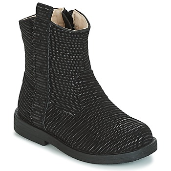 Sapatos Rapariga Botas Mod'8 ZOULIA Preto