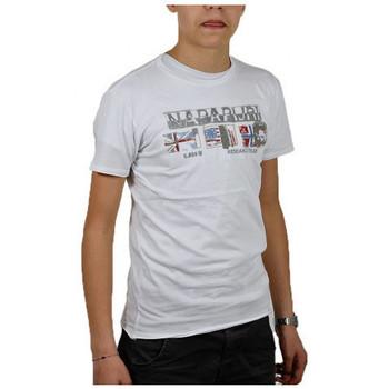 Textil Criança T-Shirt mangas curtas Napapijri