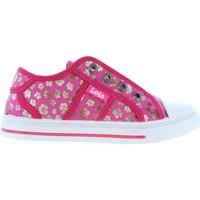Sapatos Rapariga Sapatilhas Lois Jeans 60033 Rosa