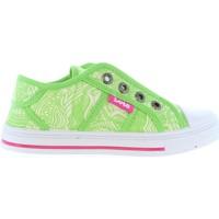 Sapatos Criança Sapatilhas Lois Jeans 60033 Verde
