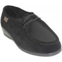 Sapatos Mulher Sapatos Doctor Cutillas Deslizar pés delicados no inverno preto Cutillas Doctor negro