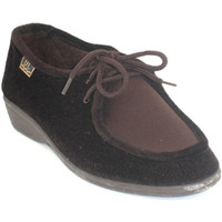 Sapatos Mulher Sapatos Doctor Cutillas Pés muito delicados Deslize Cutillas Doctor Brown marrón