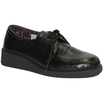 Sapatos Mulher Sapatos Doctor Cutillas Atacadores pés delicados em preto Cutill negro