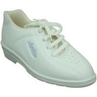 Sapatos Mulher Desportos indoor Alfonso Esporte sapatos com cunha muito confortá blanco
