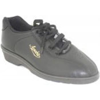 Sapatos Mulher Desportos indoor Alfonso Esporte sapatos com cunha muito confortá negro