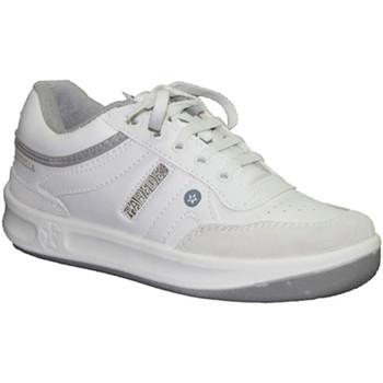 Sapatos Homem Sapatilhas Paredes Esportes laços brancos clássicos blanco
