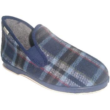 Sapatos Homem Chinelos Muro Sapata do salto elevado com a parede azu azul
