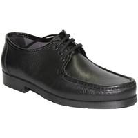 Sapatos Homem Sapatos Himalaya Atacadores mocassim muito confortáveis ? negro
