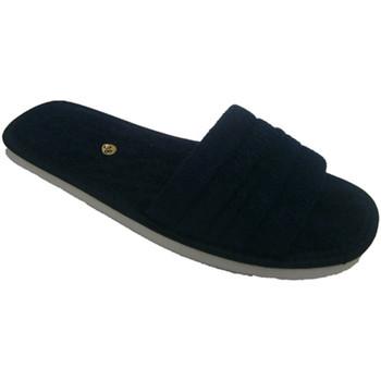 Sapatos Chinelos D'espinosa Ultraleve  toalha tanga em azul azul