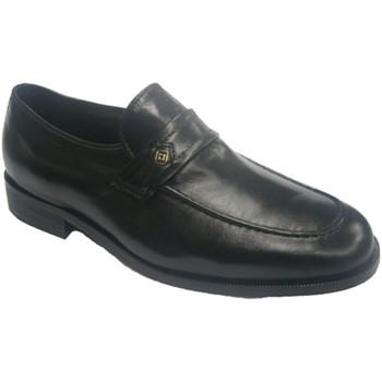 Sapatos Homem Mocassins Made In Spain 1940 Sapato extra vestido largo muito confort negro