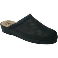 Sapatos Mulher Tamancos Otro Clog senhora simples em azul escuro azul