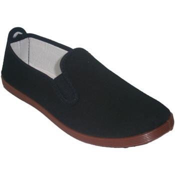 Sapatos Slip on Irabia Sapatos para tai chi, yoga e Kunfu Irabi negro