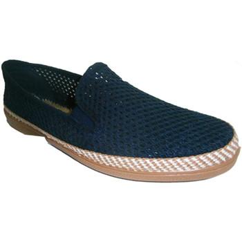 Sapatos Homem Chinelos Made In Spain 1940 Grade Soca chinelo na marinha azul